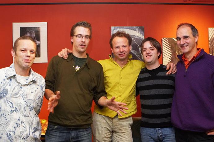Van Kemenade Quintet