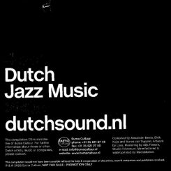 Dutch Jazz Music (compilation cd)