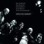 cd cover Who is in charge