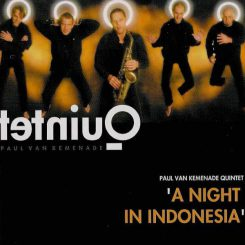 A night in Indonesia