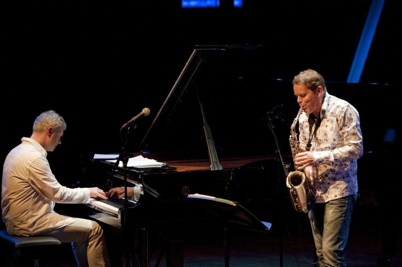 Duo Stevko Busch (p) - Paul Van Kemenade (as)