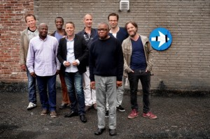 SOUL'AFRIQUE; Van Kemenade-Faku-Mnisi-Mhlanga & band