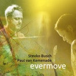 cover Duo Busch - Van Kemenade 'evermove'