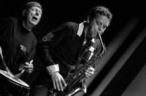 'Jazzportretten' Bennink en Van Kemenade in Cinecitta i.c.m live concerten op 9 september. Bekendmaking programma 23e Stranger than Paranoia.