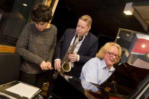 Trio Portugal-Van Kemenade-Van 't Hof