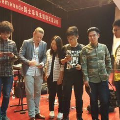 Art of Tolerance International Youth Orchestra…in the making!